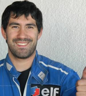 Turismo Pista Clase 3 - Concordia - Lucas Yerobi el mas veloz - Un imprevisto en carrera dejó sin vueltas a Emiliano González.