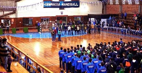 Handball Masculino - Comenzó el Nacional B en Montecarlo con la presencia de Sarmiento.