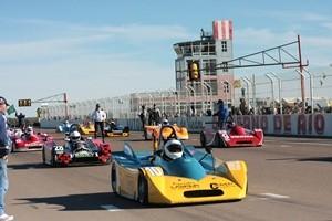 Sport Prototipos -. Clasificación en el Autódromo local.