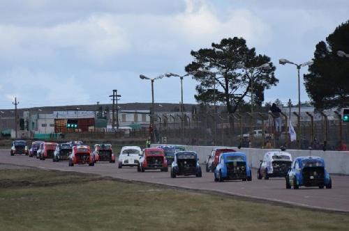 Comienza la temporada automovilística en el Circuito Ciudad de Pigüé.