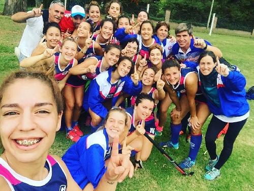 Hockey femenino juvenil : las Cefitas son semifinalistas