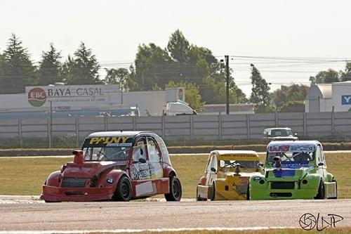 Fórmula 3CV - Sergio Combes y Antonio Mateos los ganadores en Viedma.