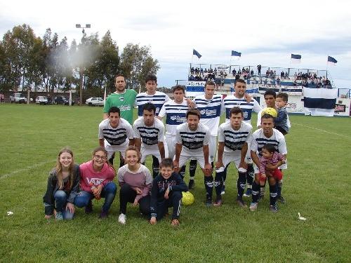 LRF - Empate entre los equipos locales en la tarde de hoy - Deportivo Argentino clasificó a los cruces.