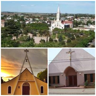 Inscripción para Primera Comunión y Misas en la Parroquia Nuestra Sra. de Lujan de Pigüé
