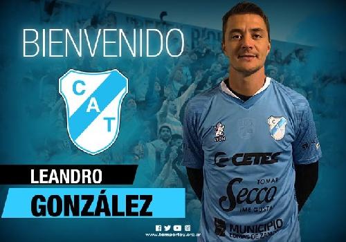 Nacional B - Temperley con Leandro González hará pretemporada en San Luis.
