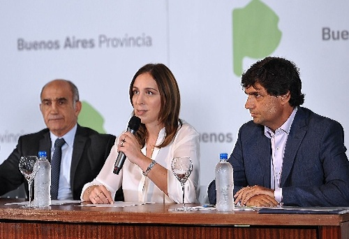 María Eugenia Vidal elimina impuestos para que bajen las facturas de luz, gas y agua para los bonaerenses
