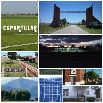Presupuesto Participativo: todos los proyectos de Goyena, Arroyo Corto,Cnia. San Martin, Dufaur, Espartillar y Saavedra