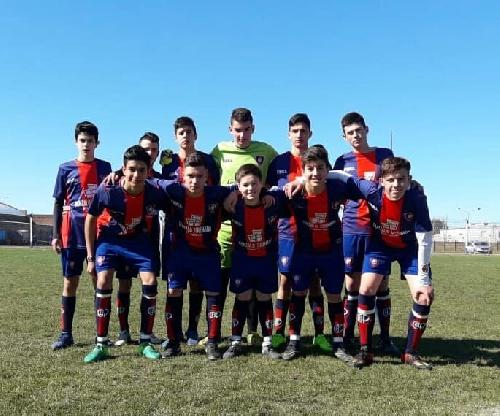 LRF - Inferiores - La 6ta y 7ma de Peñarol ya clasificadas vencieron al Rojo de San José.