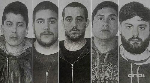 """Bahia Blanca: Trasladan a los """"Narcochetos"""" a la cárcel de Saavedra"""
