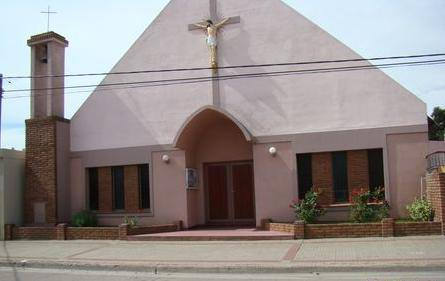 Misa de Todos los Santos en la Capilla de la Santa Cruz de Pigüé