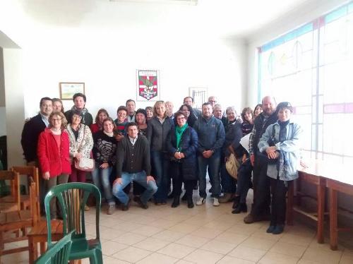 La Concejal Guido participó en asamblea sobre medio ambiente