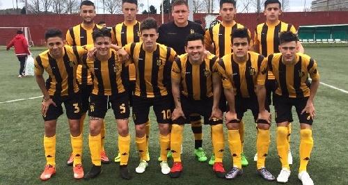 AFA - Inferiores - Derrota de Olimpo en Avellaneda ante Rácing Club - Cabral y Otondo presentes en el aurinegro.