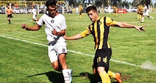 Afa - Inferiores - Con Sánchez y Otondo, Olimpo cayó en 4ta división ante Argentinos Juniors.
