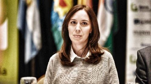 Vidal anunció un bono fin de año de $7000 para los trabajadores y de $3.500 para los jubilados bonaerenses