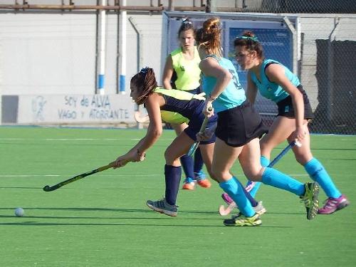 Hockey Femenino - Una derrota y un empate para la Selección de la asociación