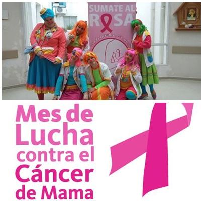 Pigüé: Campaña de prevención del cancer de mama