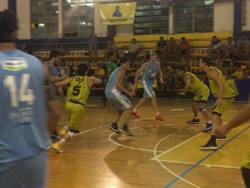 Basquet Provincia de Santa Fe - Derrota de Ceci ante Sport Club - 8 puntos para Biscaychipy.