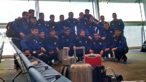 Juventud Unida de Gualeguaychú junto a los otros 22 equipos de la B Nacional decidieron no entrenar.