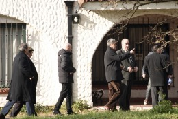 """fiscal Delgado, """"es extraño que al monasterio lo maneje una inimputable"""""""