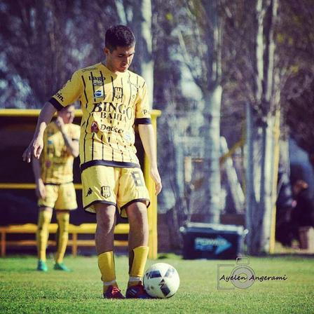 AFA - Inferiores - Ramiro Sánchez titular en el partido que Olimpo cayó ante Unión en 4ta división.