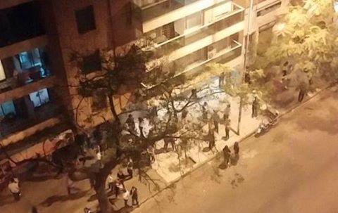 Las réplicas del sismo en Chile: