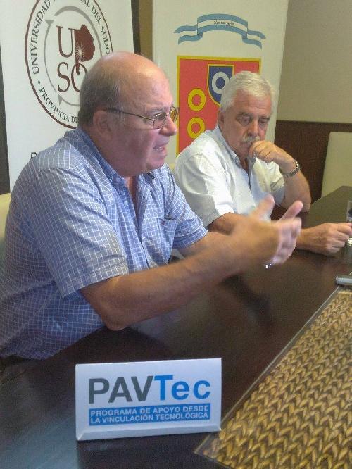 El Distrito de Saavedra Pigüé participa del Observatorio Estadístico Regional UNS UPSO