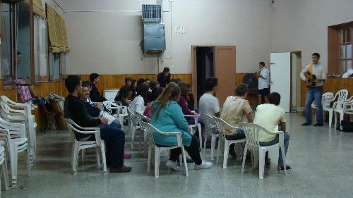 Continua la Misión 2016 en Pigüé