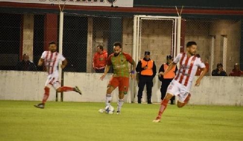 Nacional B - En semifinales empate de Agropecuario con Martín Prost ante San Martín de Tucumán.