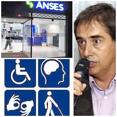 El Defensor del Pueblo Bonaerense reclama al ANSES por el escándalo del masivo recorte de las pensiones por discapacidad desde la Nacion