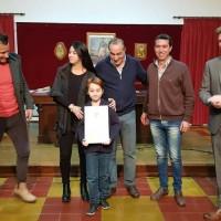 HCD: declaran de Interes Municipal Cultural y Educativo la actividad del  joven patinador Juan Segundo Rodríguez. que competirá en Colombia