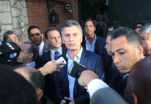 Transición 2015 - Macri mantuvo una reunión