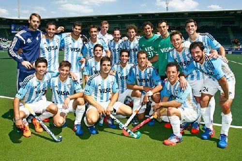 Río 2016 - Los leones de Hockey derrotaron a España y están en semis.