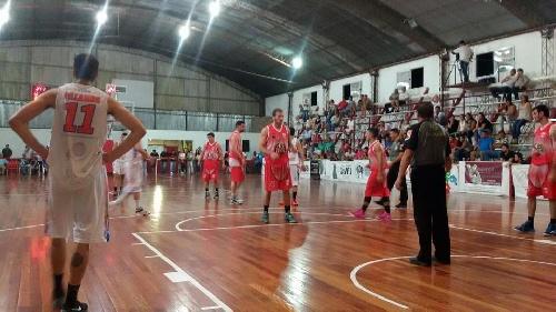 Basquet Federal - Derrota de Unión de Orán por Play Off - 12 puntos de Byscaychipi.