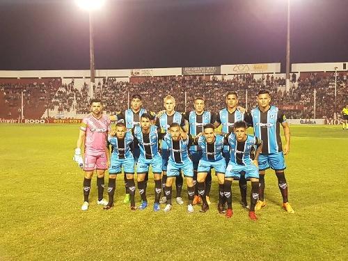 Nacional B - Almagro empató como local ante Brown de Puerto Madryn.