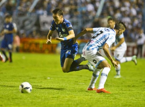 AFA 1ra División - Atlético derrota a su homónimo de Rafaela y sigue como escolta.