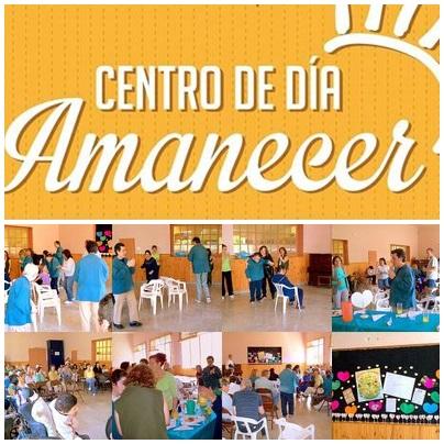 El Centro de Día Amanecer de Pigüé