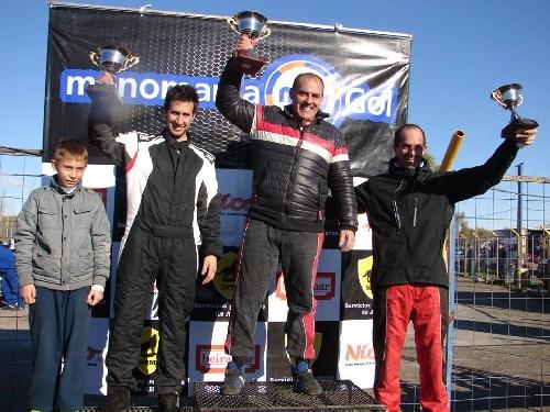 TC del Sudoeste - Ezequiel Albero ganó la segunda final en el Ciudad de Pigüé - Sosa ganador de la primera.