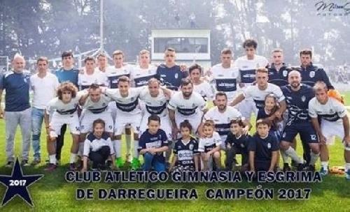 Liga Cultural Pampeana - Gimnasia de Darregueira empató en Villa Iris y mantiene la punta.
