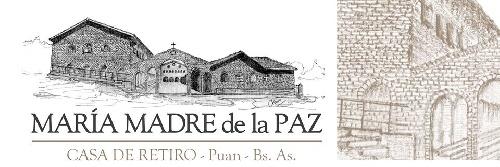 Retiro espiritual en Casa María Madre de la Paz de Puan, 5 y 6 de octubre