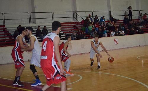 Basquet Valle Inferior - El equipo dirigido por Fiorido, San Martín de Viedma cayó ante Atenas de Patagones.