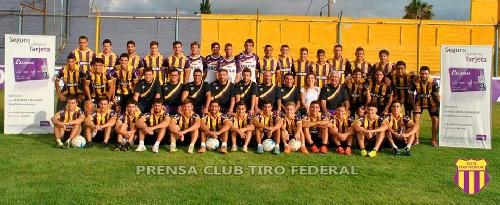 Federal A Fútbol - Duro revés de Tiro Federal bahiense en General Pico.