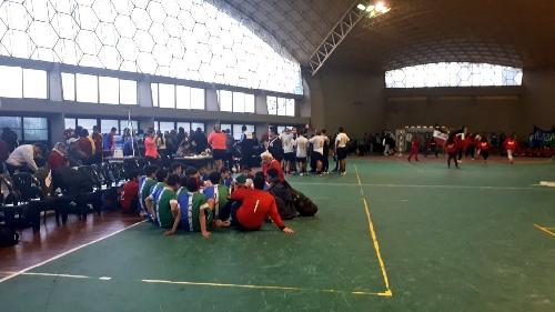 Handball Menores - Embalse -  Absoba cayó en Damas y venció en Varones.