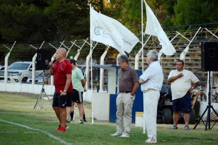 """Da comienzo en Coronel Suárez una nueva edición del """"Fútbol del Recuerdo"""""""