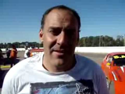 TC del SudOeste - Ezequiel Albero escolta en la primer final - Iseppi el ganador.
