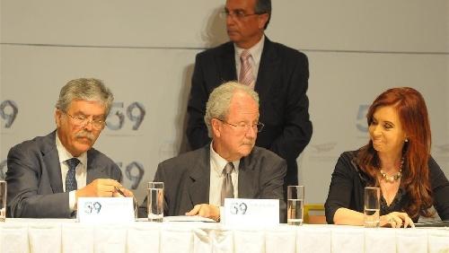 Mega corrupción k: La declaración de Wagner, ex titular de los empresarios de la construcción involucra a Cristina Kirchner