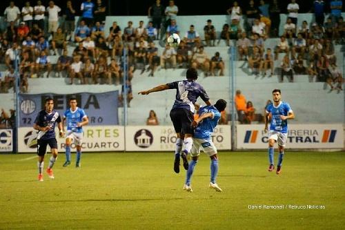 Federal A - Marcos Litre titular en la derrota de Alvarado en Río Cuarto.