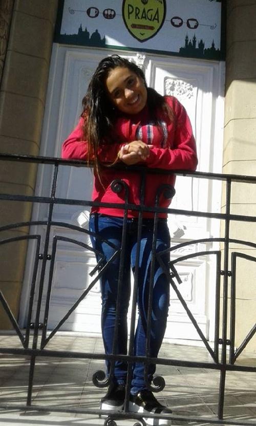 Búsqueda de la menor Milagros Lucila Garcia que se ausentó de su casa