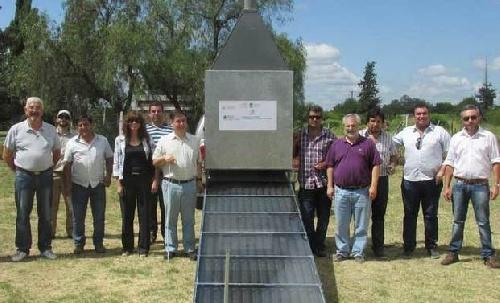 Prototipo de secadora solar para la deshidratación de verduras
