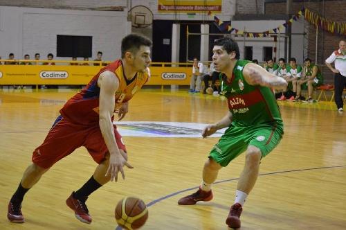 Basquet Bahiense -Liniers y Bahiense del Norte ganaron y son semifinalistas. Trece puntos de Esteban Silva.