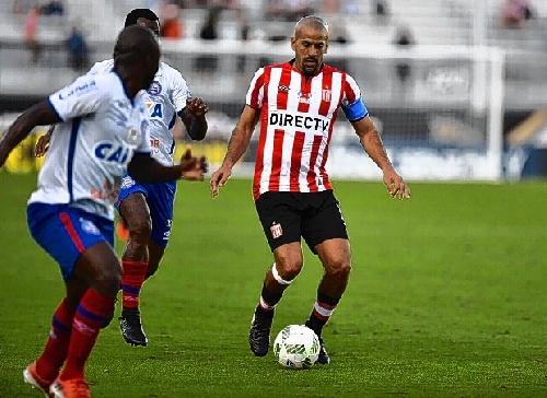 La Brujita Verón volvió a la actividad futbolística en el día de ayer.